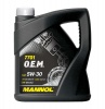 А/масло Mannol 5W30 7701  O.E.М. for Chevrolet Opel 4л металл